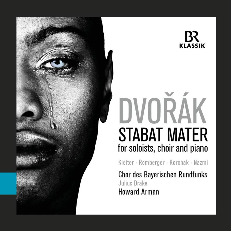 Review of DVORÁK Stabat mater (version for soloists, choir and piano)