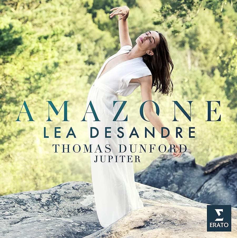 Review of Lea Desandre: Amazone