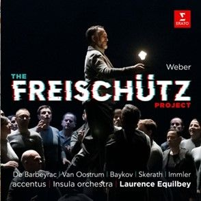 Review of WEBER 'The Freischütz Project' (Equilbey)