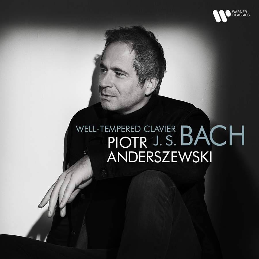 Review of JS BACH The Well-Tempered Clavier, Book 2 (Piotr Anderszewski)