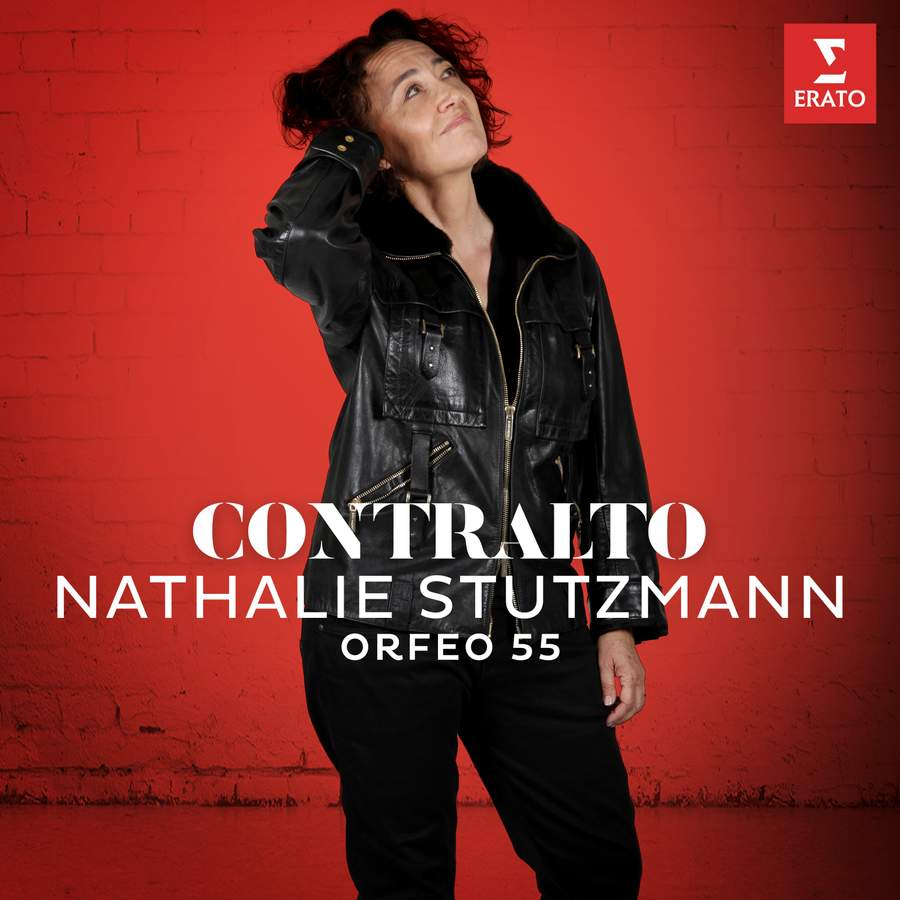 Review of Nathalie Stutzmann: Contralto