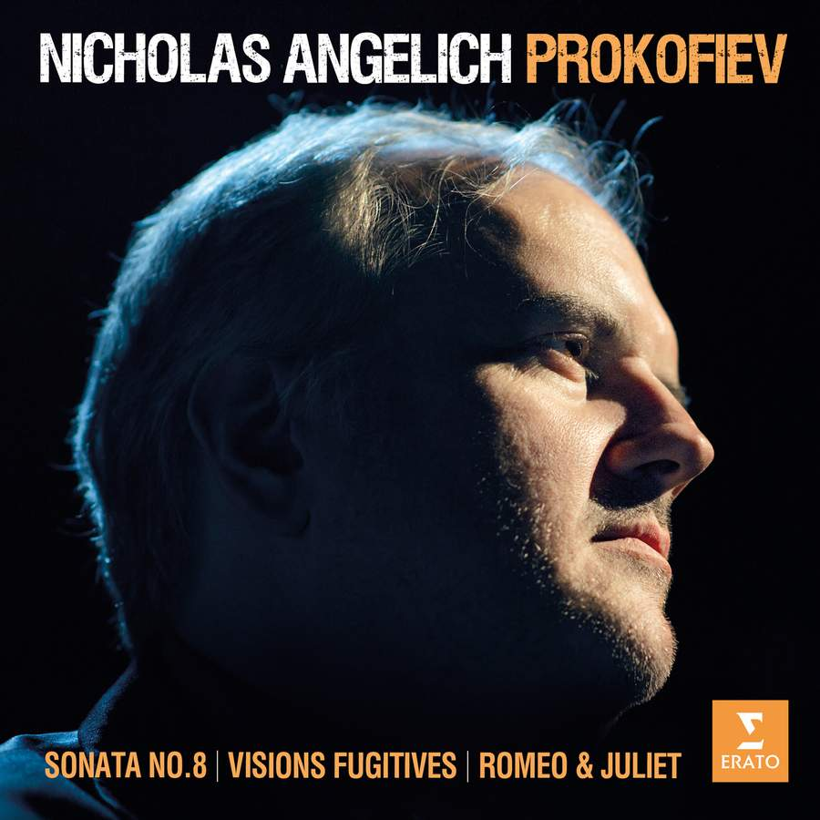Review of PROKOFIEV Visions fugitives. Piano Sonata No 8 (Nicholas Angelich)