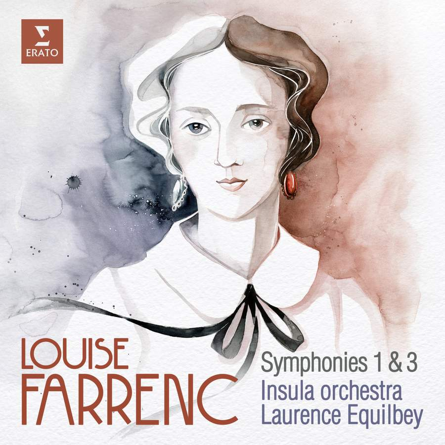 Review of FARRENC Symphonies Nos 1 & 3 (Equilbey)