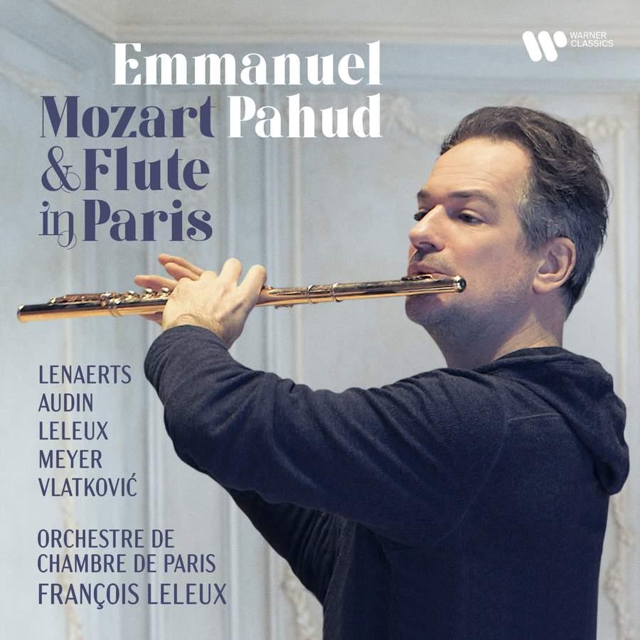 Review of Emmanuel Pahud: Mozart & Flute in Paris