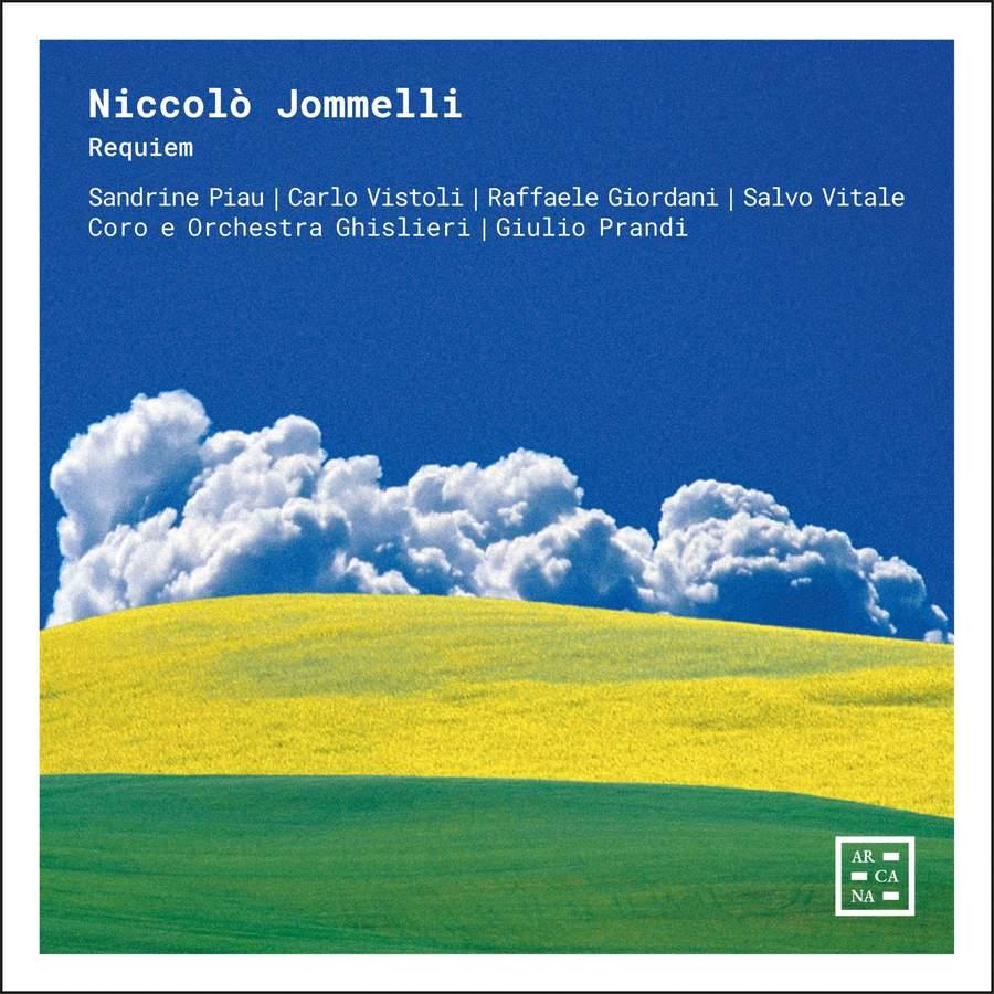 Review of JOMMELLI Requiem (Prandi)