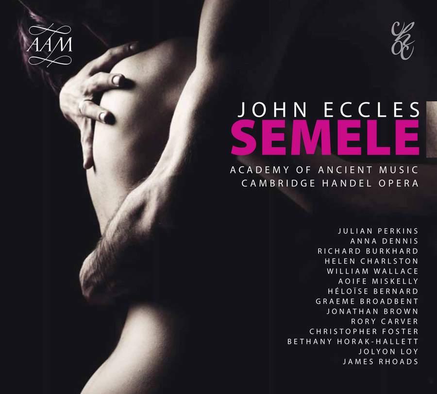 Review of ECCLES Semele (Perkins)