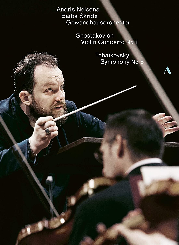 Review of SHOSTAKOVICH Violin Concerto No 1 (Baiba Skride) TCHAIKOVSKY Symphony No 5