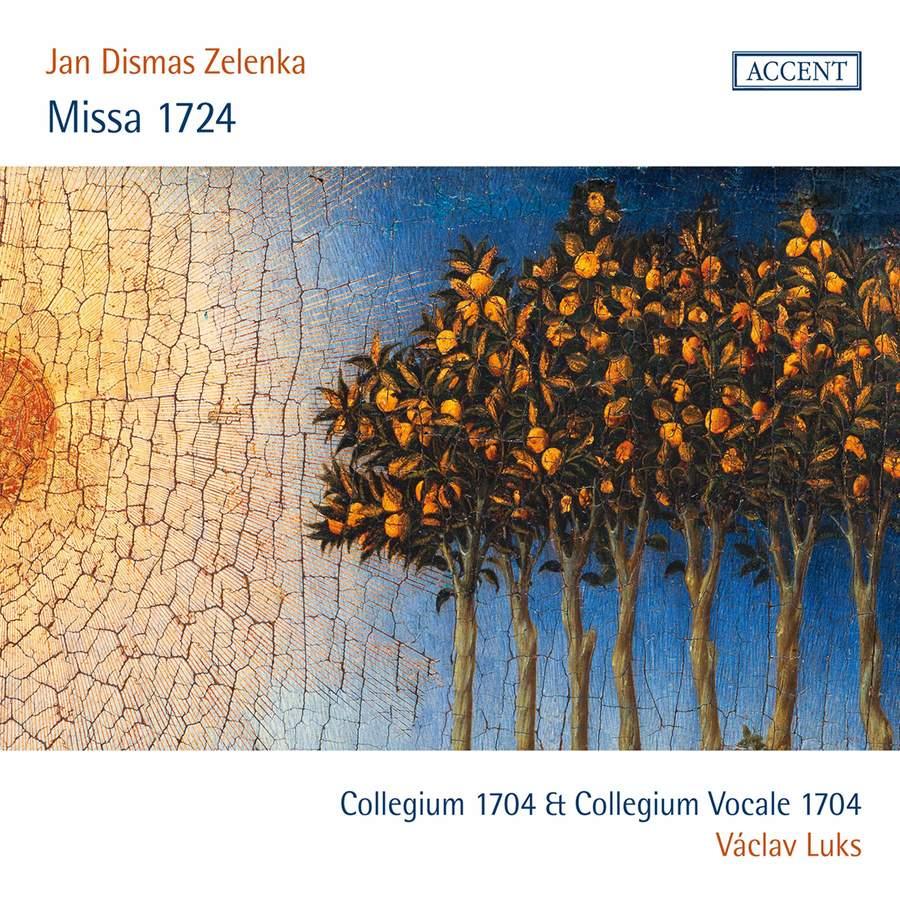Review of ZELENKA Missa 1724 (Luks)