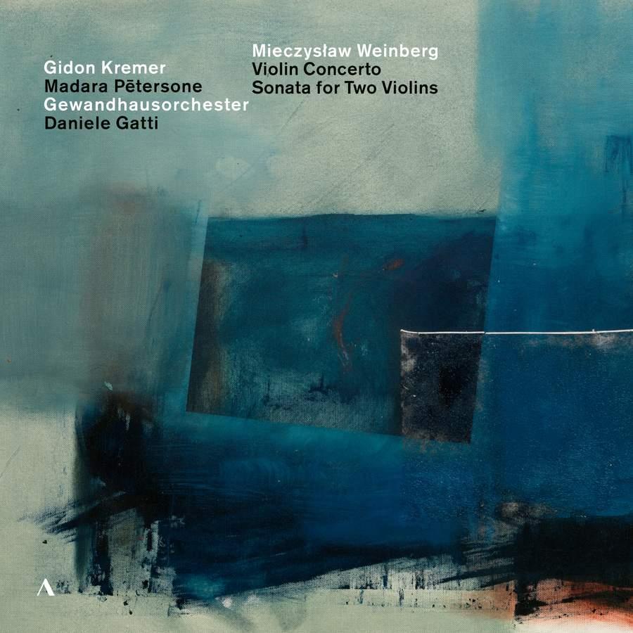 Review of WEINBERG Violin Concerto. Sonata for Two Violins (Gidon Kremer)