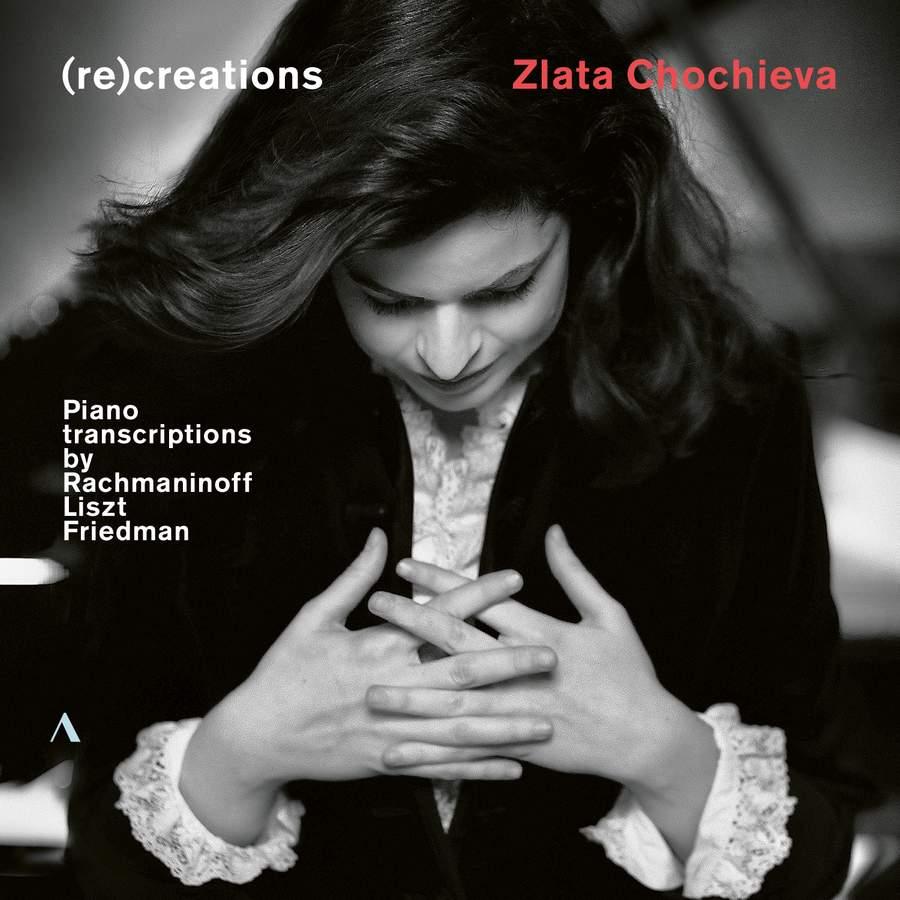 Review of Zlata Chochieva: (re)creations