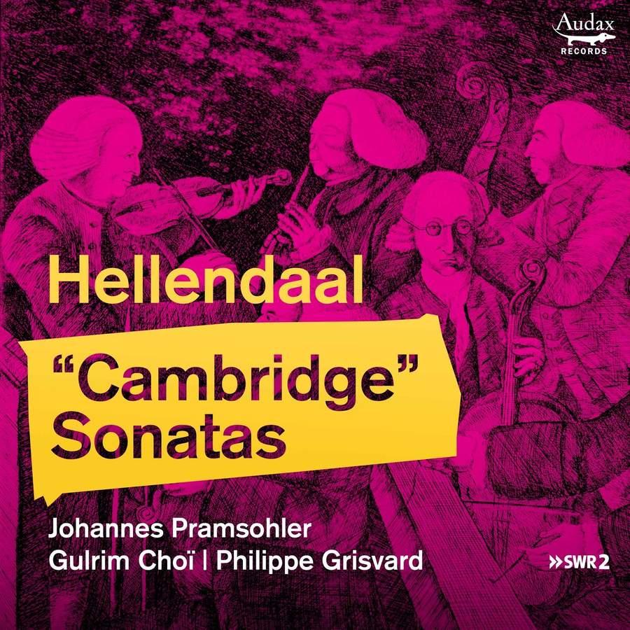 Review of HELLENDAAL 'Cambridge' Sonatas