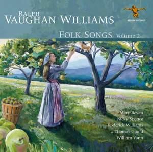Review of VAUGHAN WILLIAMS Folk Songs, Vol 2