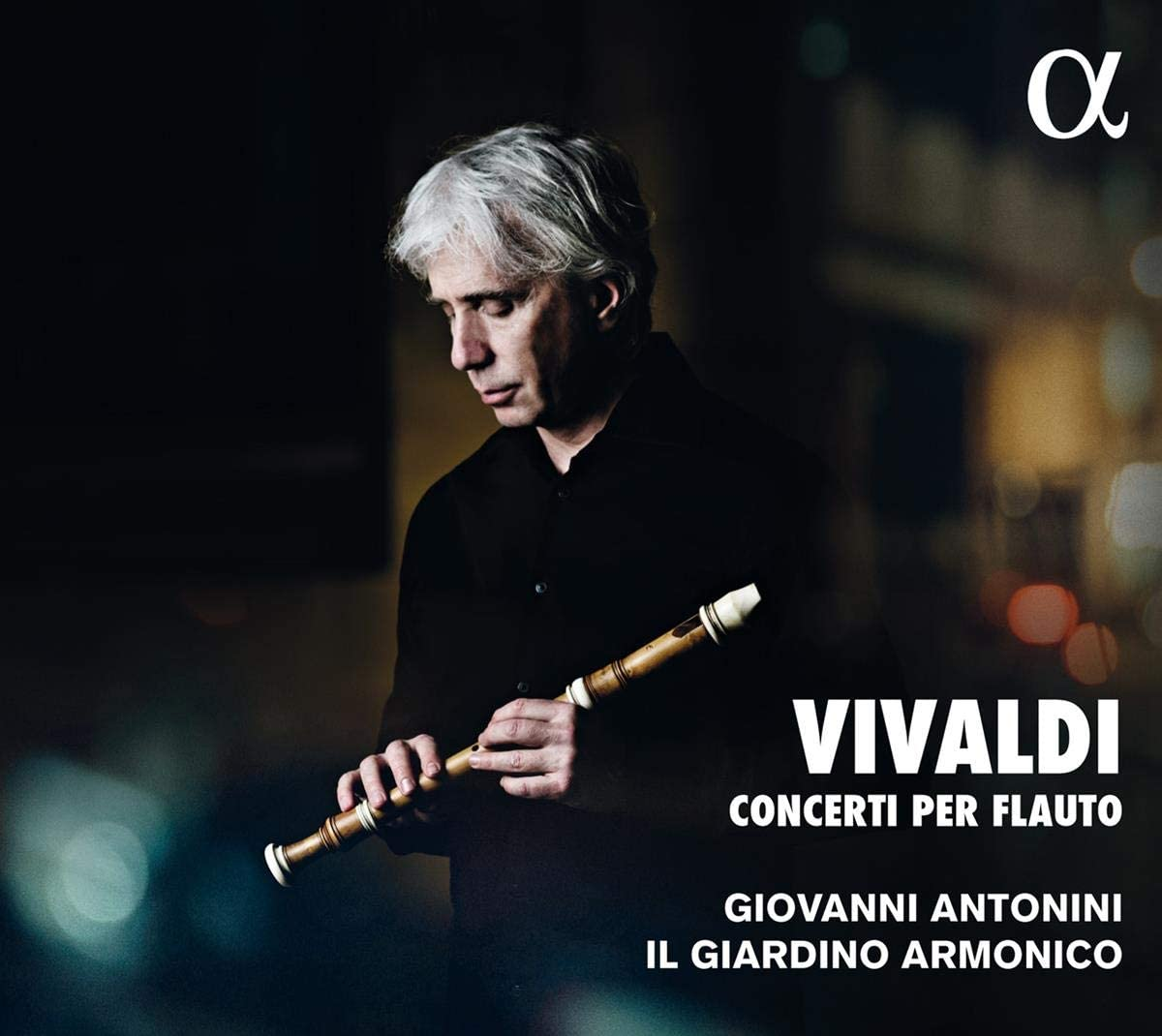 Review of VIVALDI Concerti per flauto (Giovanni Antonini)