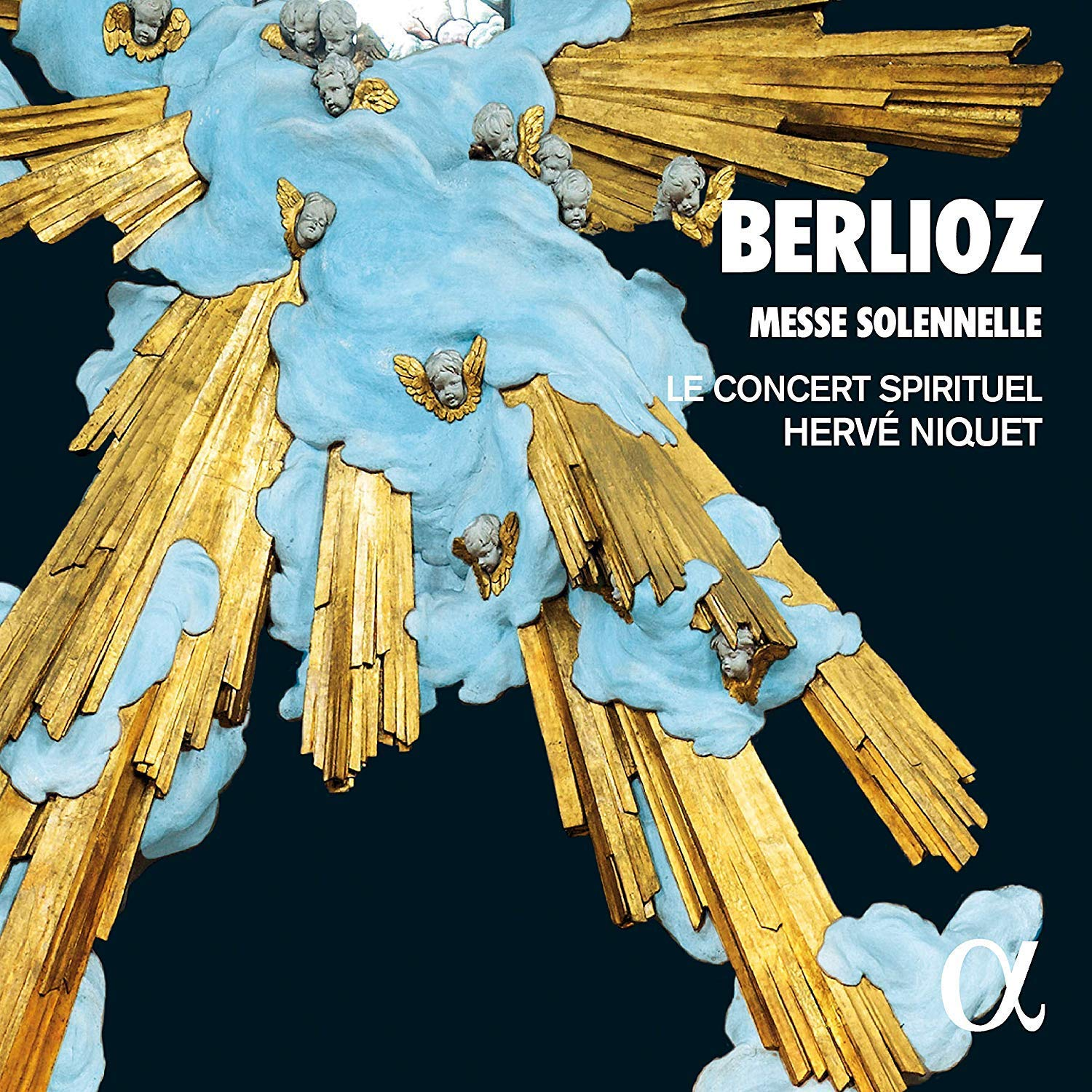 Review of BERLIOZ Messe solennelle (Niquet)