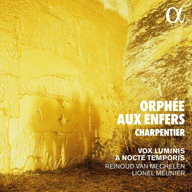 Review of CHARPENTIER La descente d'Orphée aux enfers (van Mechelen)