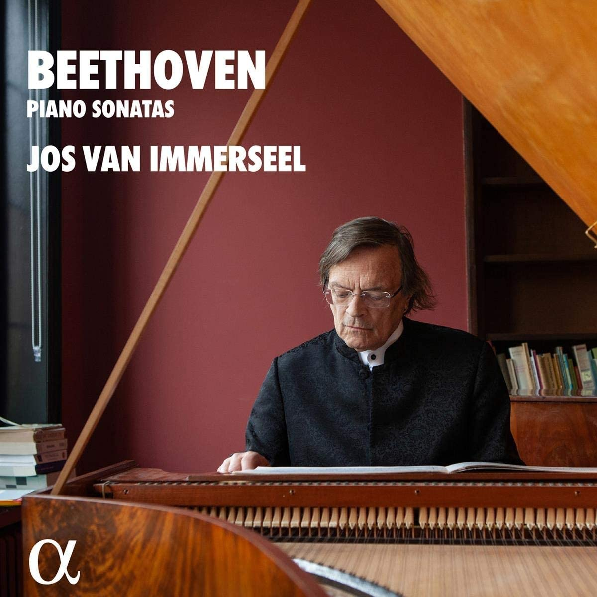 Review of BEETHOVEN Piano Works of the Young Beethoven (Jos Van Immerseel)