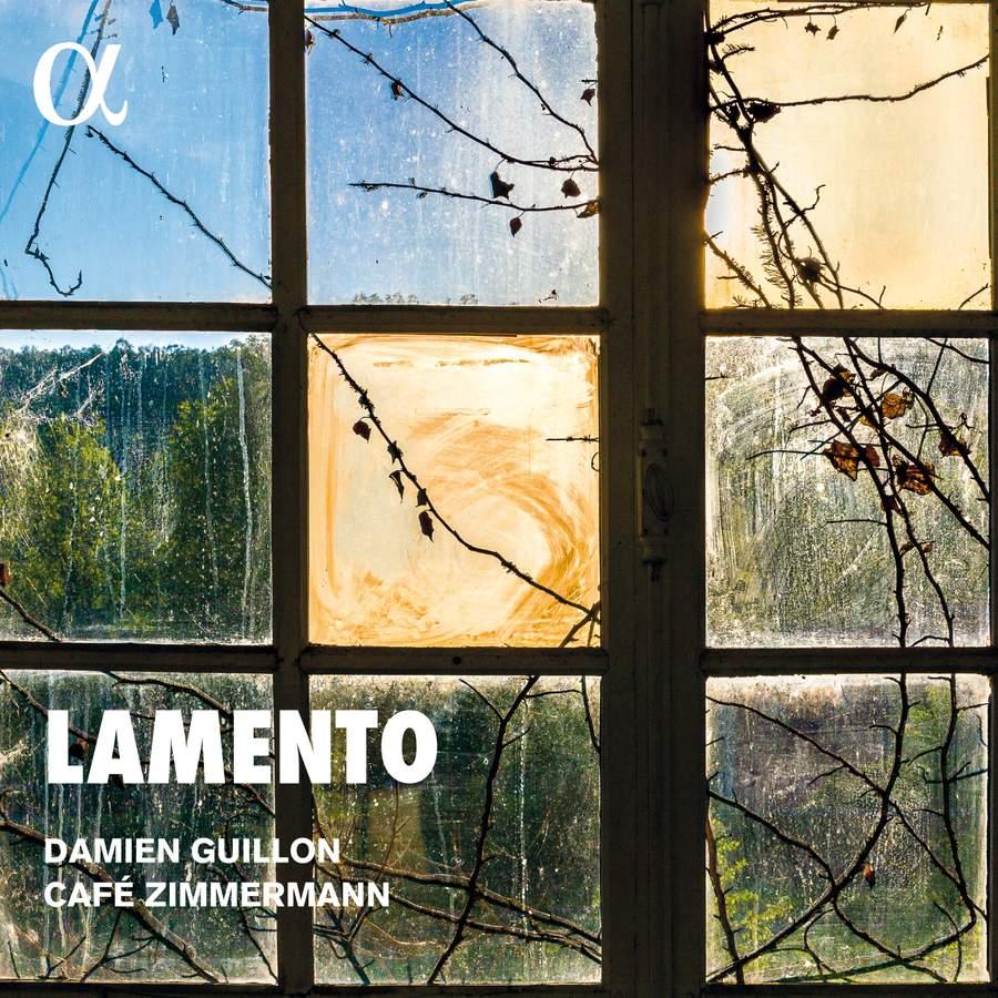 Review of Damien Guillon: Lamento