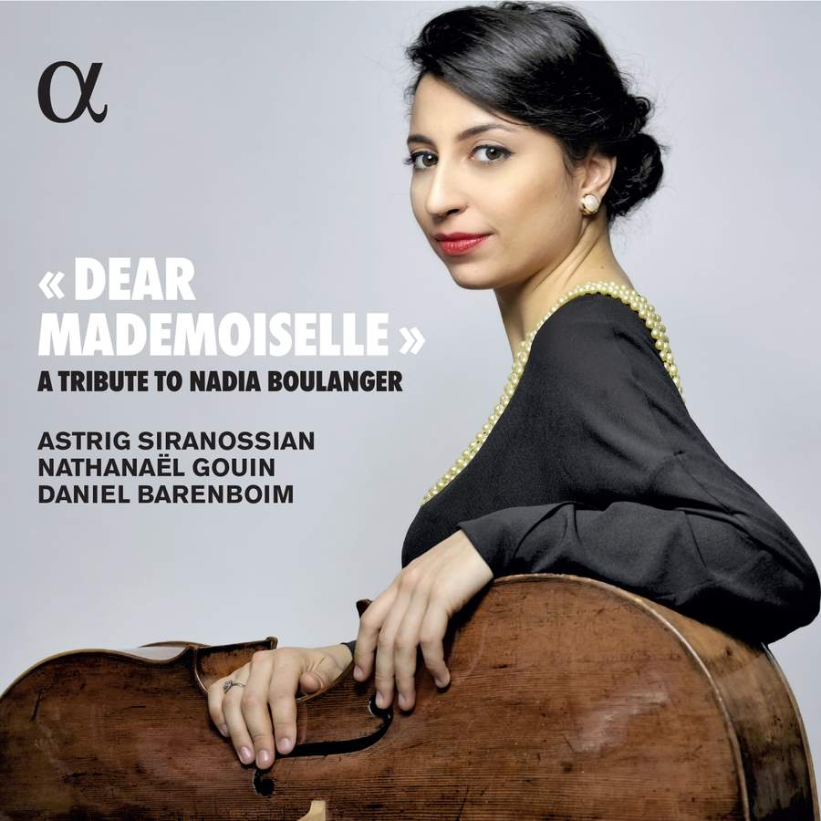 Review of Dear Mademoiselle - A Tribute to Nadia Boulanger