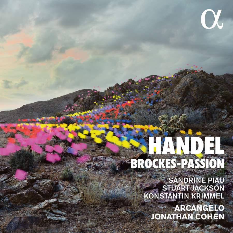 Review of HANDEL Brockes-Passion (Cohen)