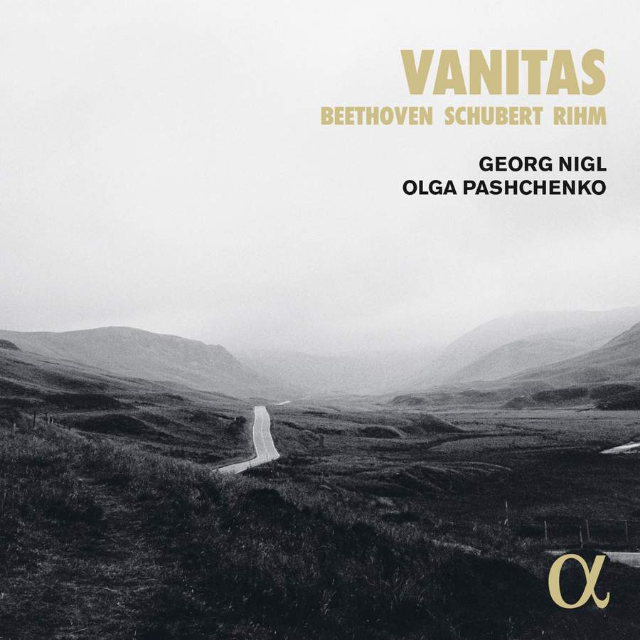Review of Vanitas: Schubert, Beethoven & Rihm