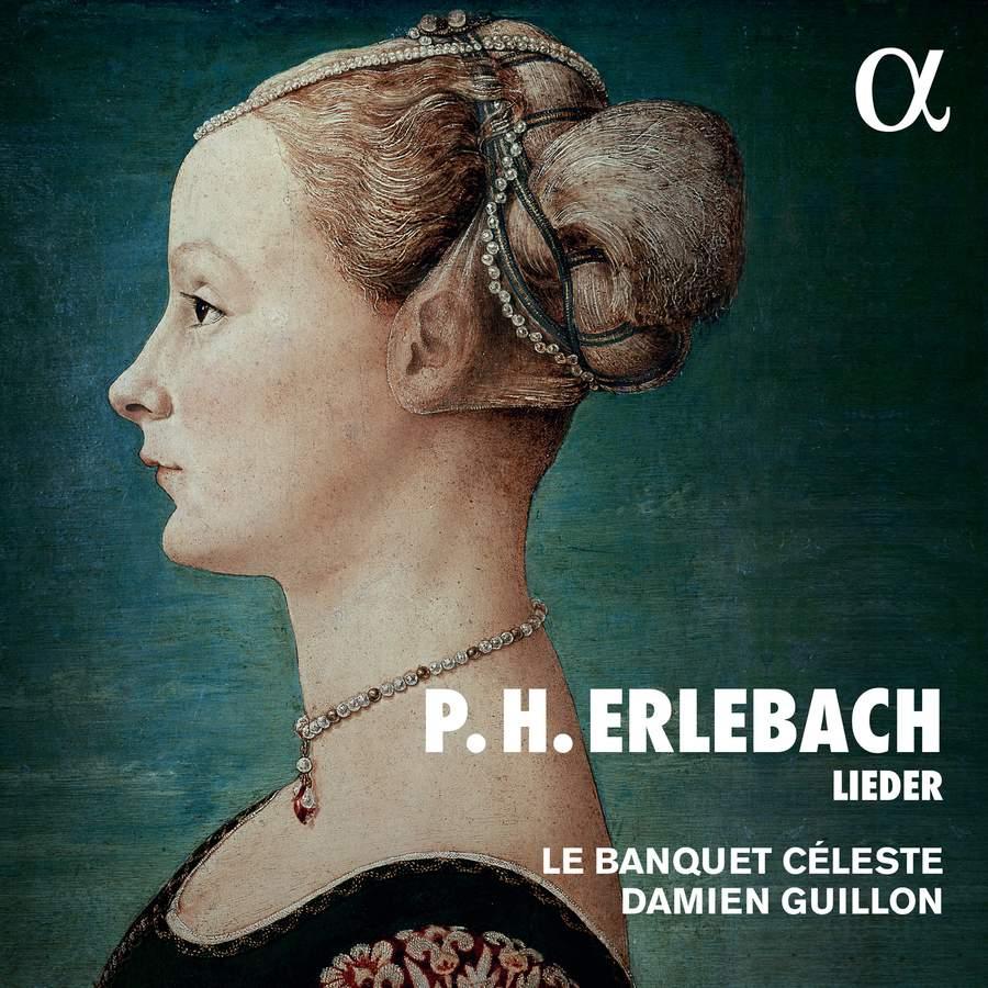 Review of ERLEBACH Lieder (Le Banquet Céleste)