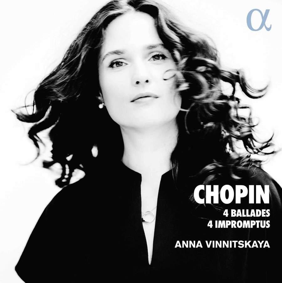 Review of CHOPIN Ballades & Impromptus (Anna Vinnitskaya)