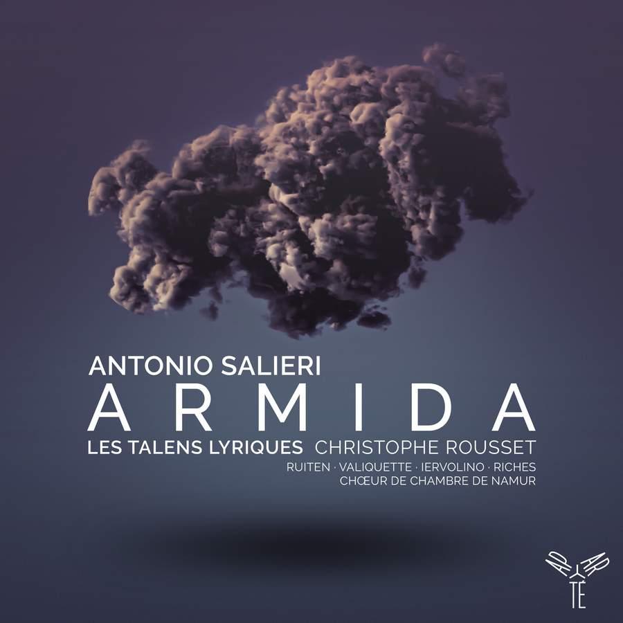 Review of SALIERI Armida (Rousset)