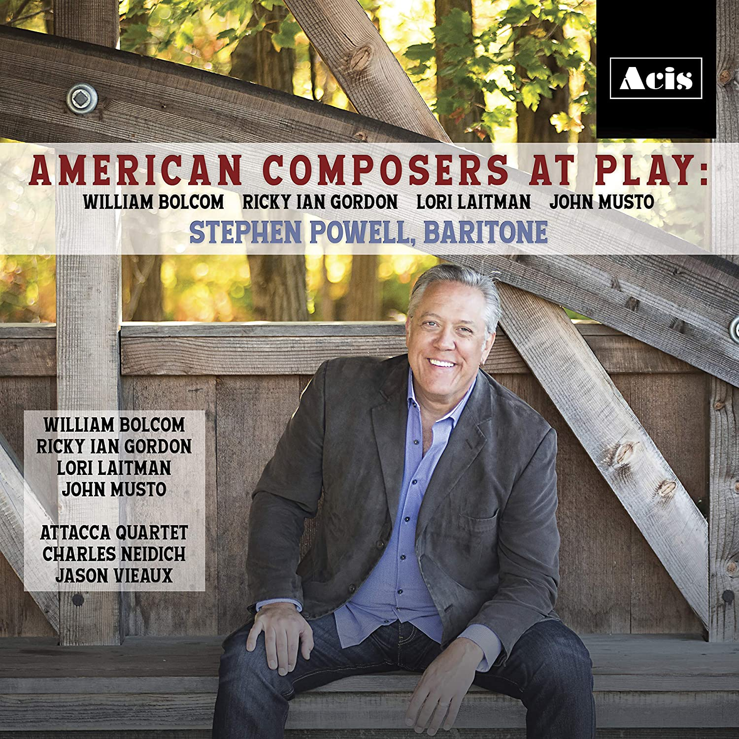 Review of American Composers at Play