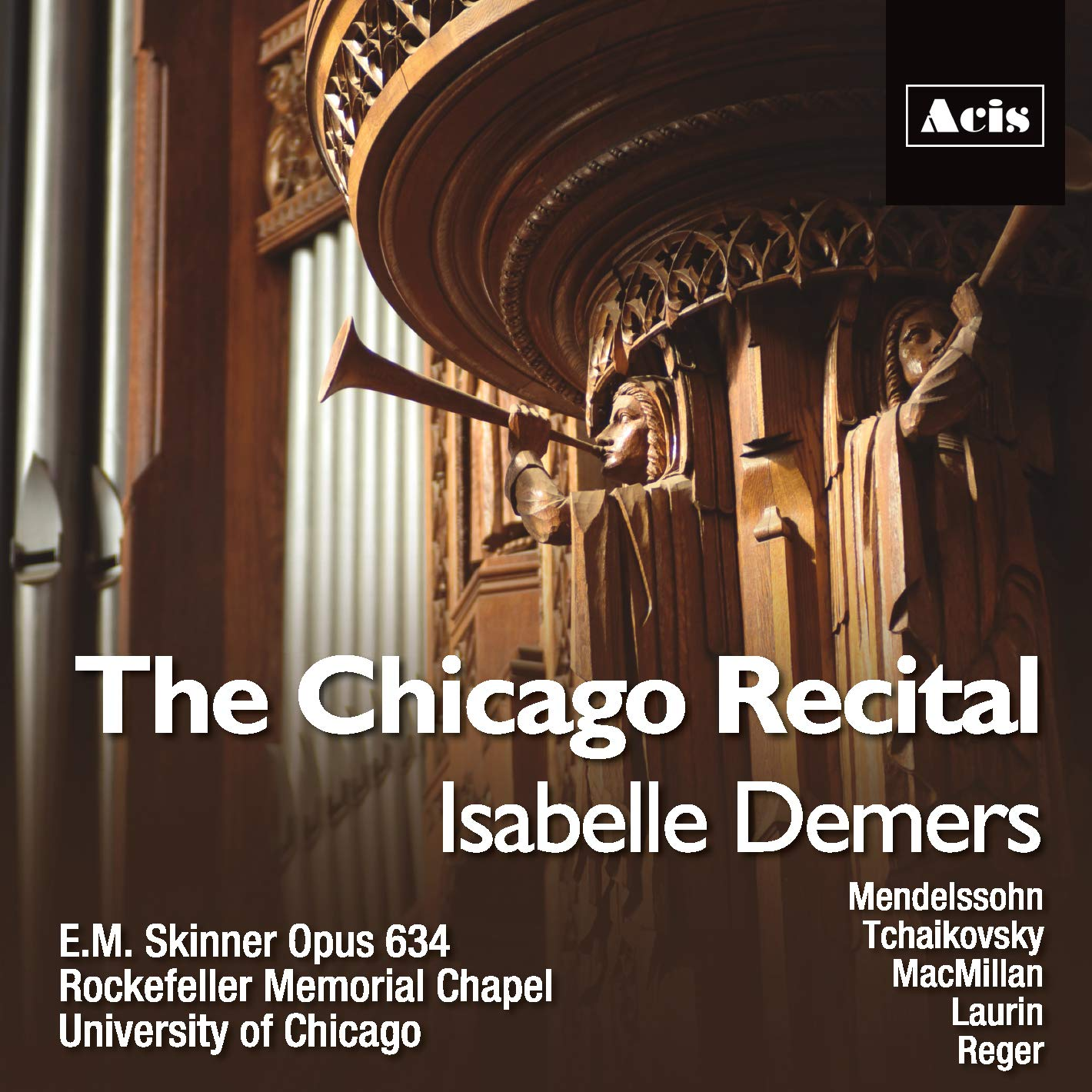 Review of Isabelle Demers: The Chicago Recital