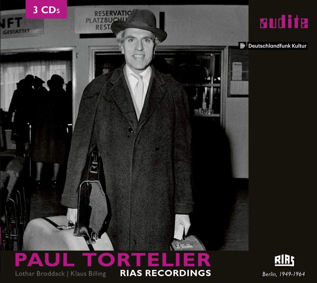 Review of Paul Tortelier: RIAS Recordings