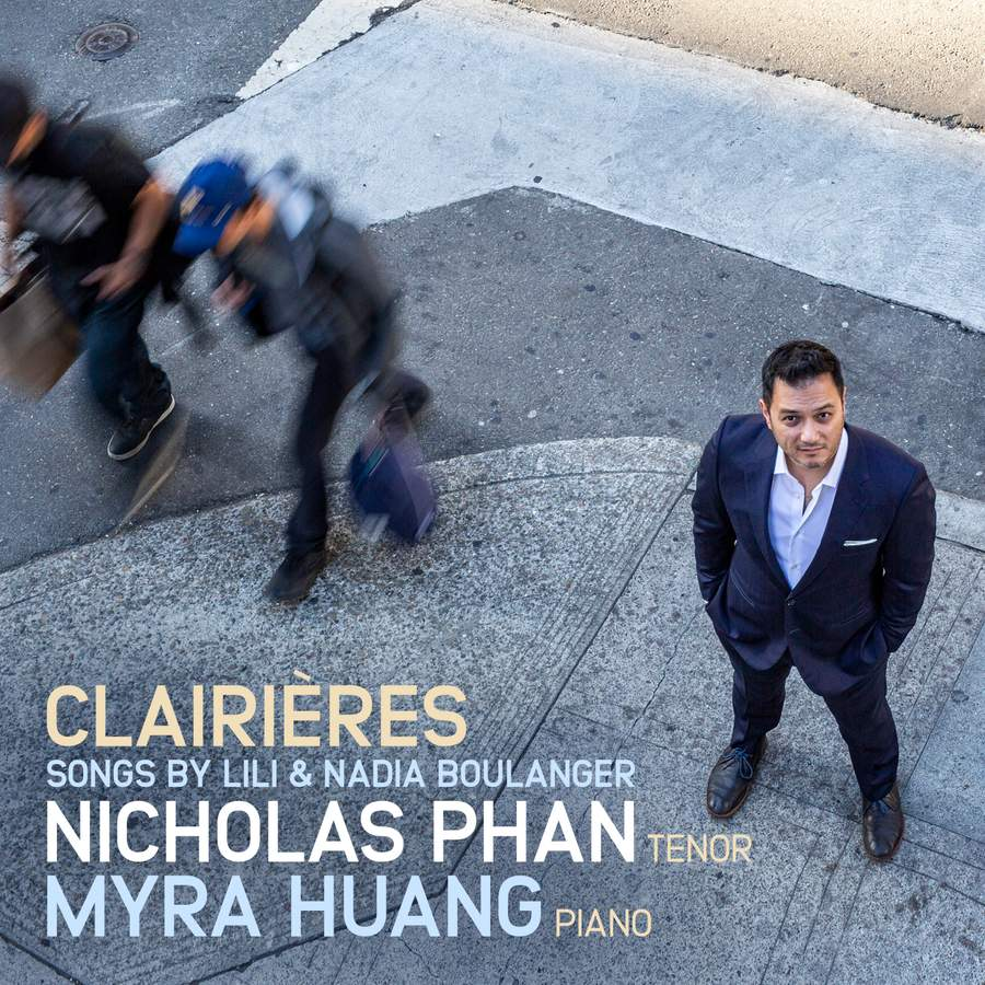 Review of Clairières: Songs By Lili and Nadia Boulanger