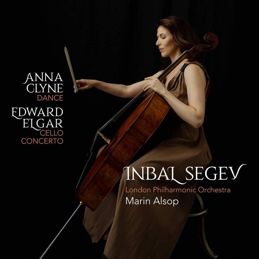 Review of ELGAR Cello Concerto CLYNE Dance (Inbal Segev)