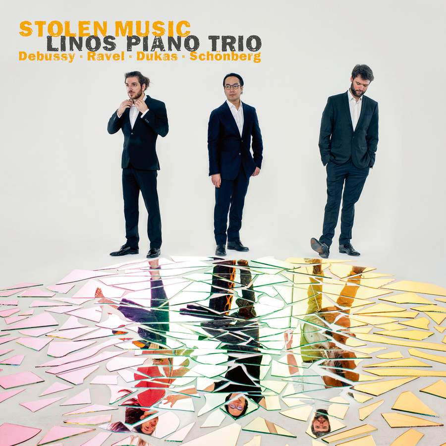Review of Linos Piano Trio: Stolen Music