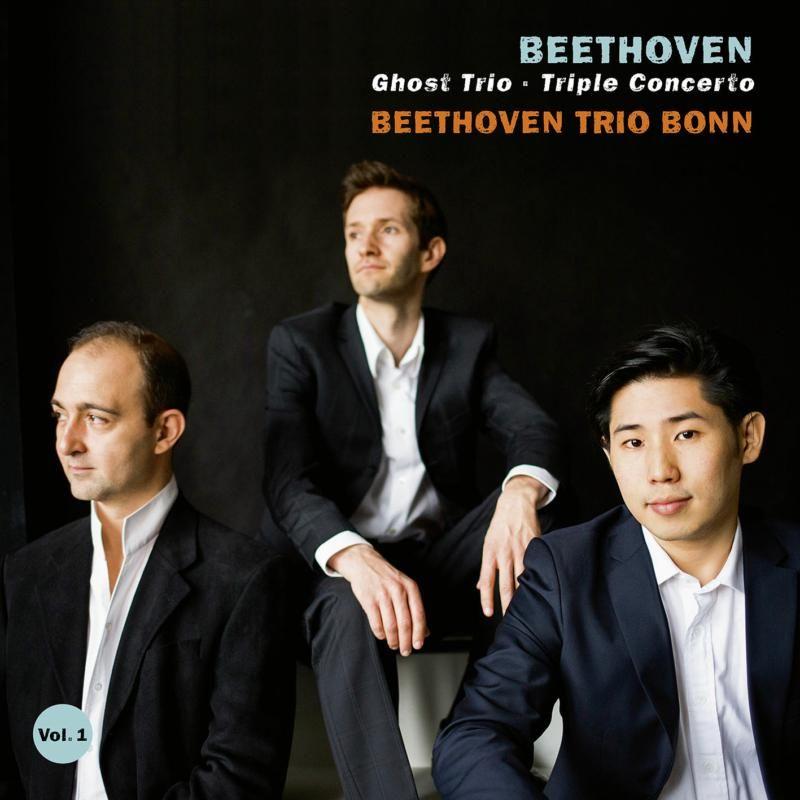 AVI8553108. BEETHOVEN Ghost Trio. Triple Concerto (Beethoven Trio Bonn)