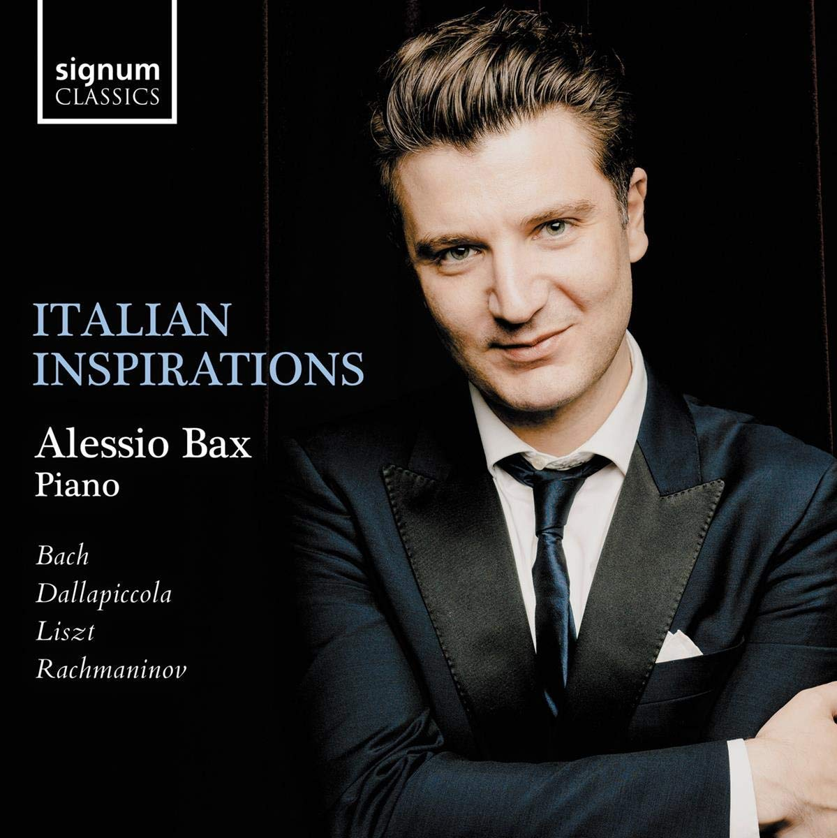 Review of Italian Inspirations (Alessio Bax)