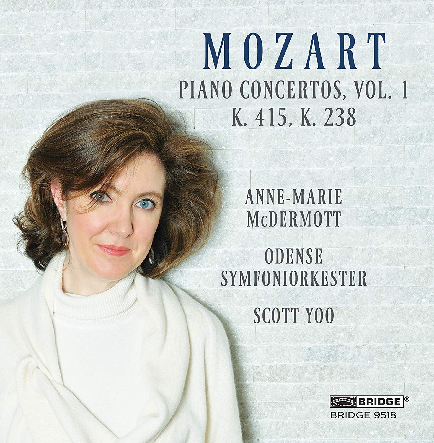 Review of MOZART Piano Concertos Vol 1 (Anne-Marie McDermott)