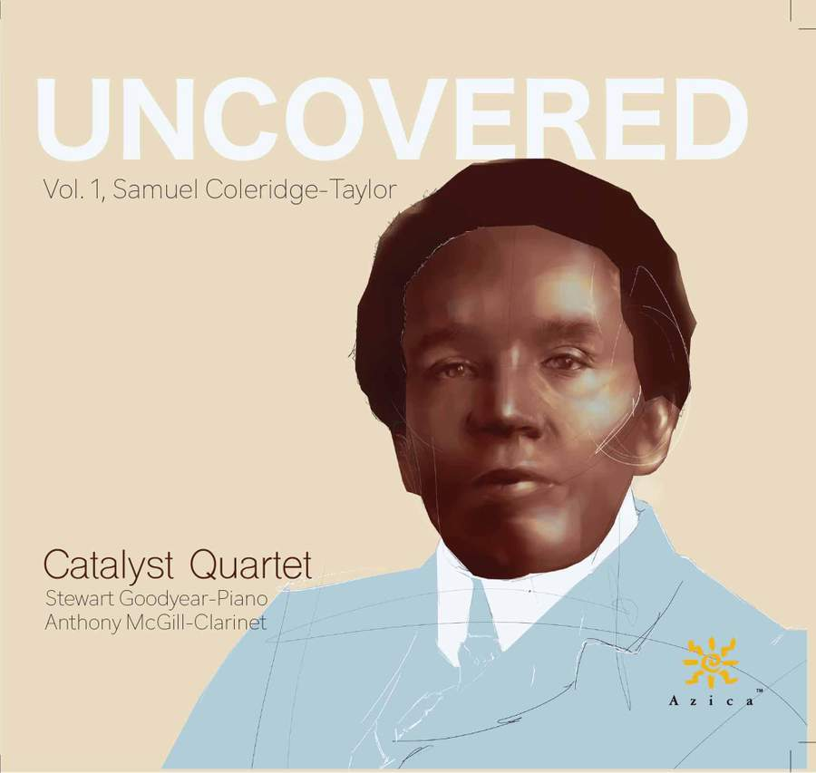 Review of Uncovered, Vol 1: Samuel Coleridge-Taylor