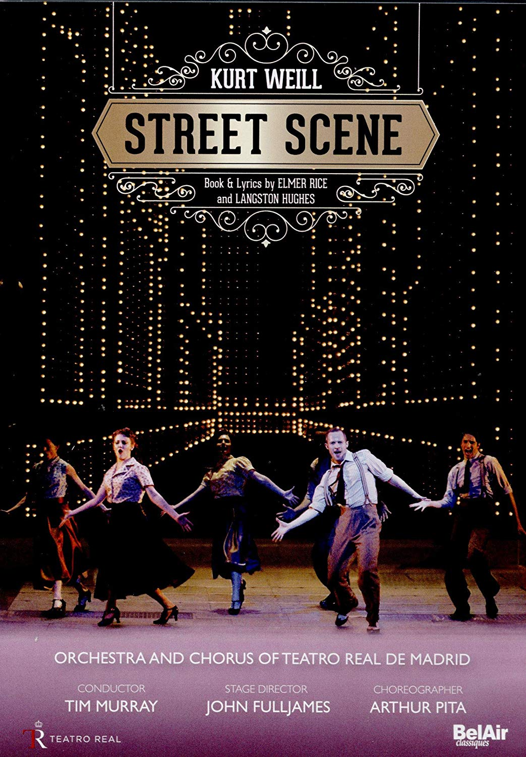 Review of WEILL Street Scene (Murray)