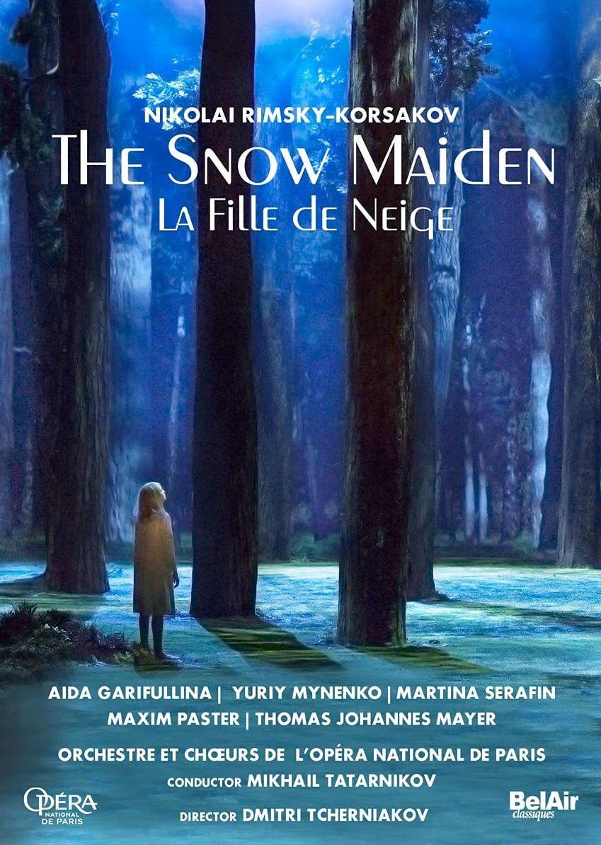 Review of RIMSKY-KORSAKOV The Snow Maiden (Tatarnikov)