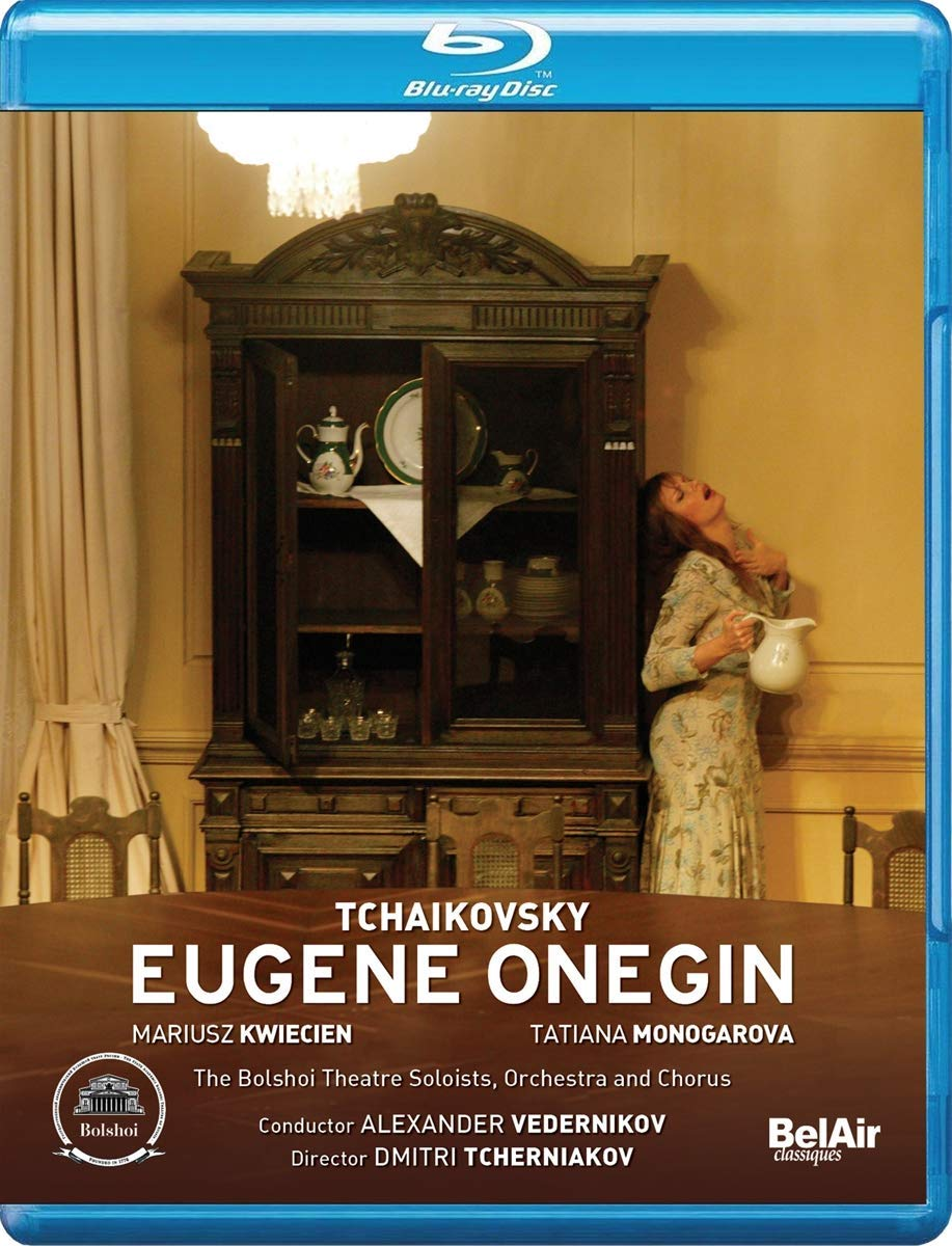 Review of TCHAIKOVSKY Eugene Onegin (Vedernikov)