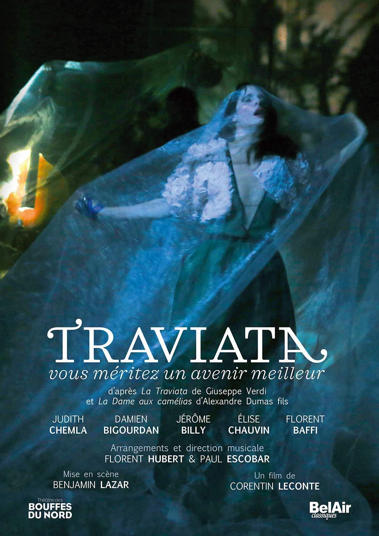 """Review of VERDI """"Traviata - Vous méritez un avenir meilleur"""""""