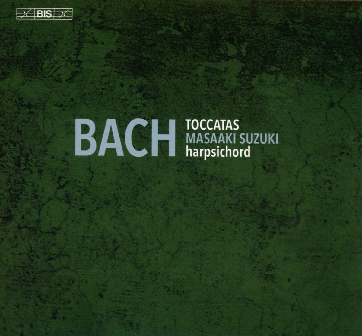 Review of JS BACH Toccatas (Masaaki Suzuki)