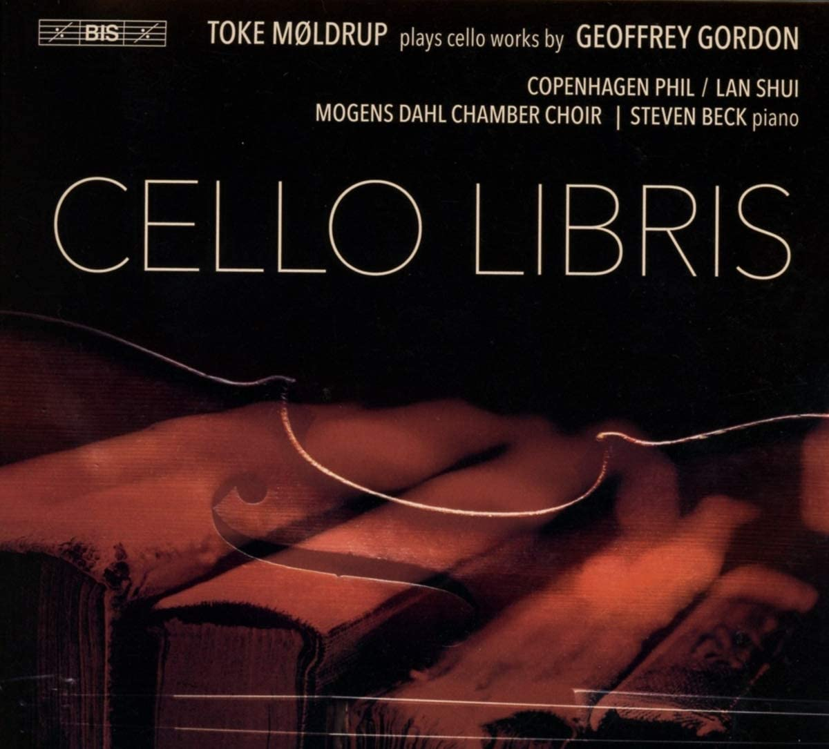 Review of Cello Libris: Works by Geoffrey Gordon