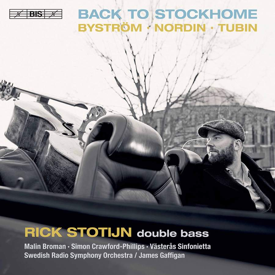 Review of Rick Stotijn: Back To StockHome