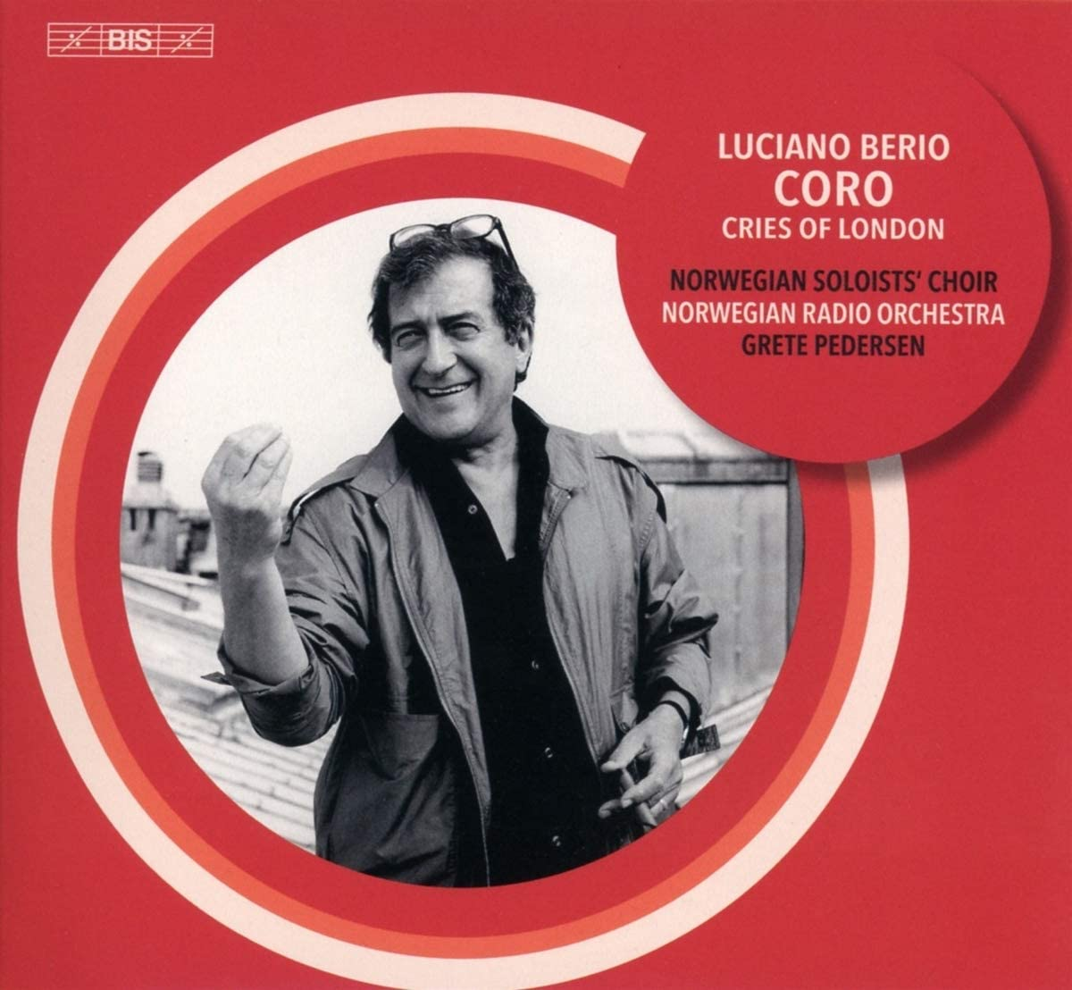 Review of BERIO Coro. Cries of London (Version for 8 Voices)