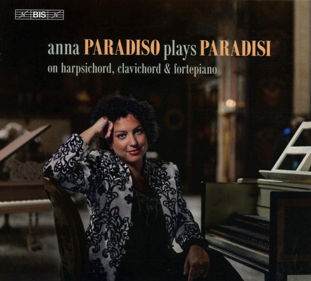 Review of Anna Paradiso plays Paradisi