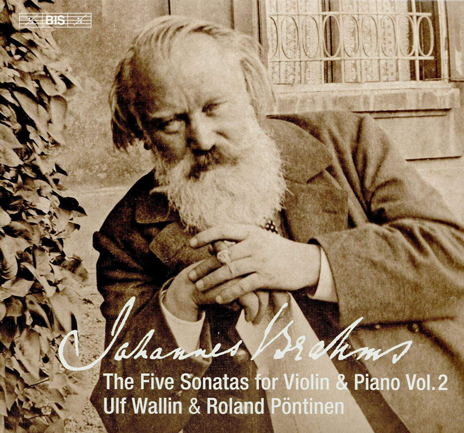Review of BRAHMS Violin Sonatas Vol 2 (Ulf Wallin)