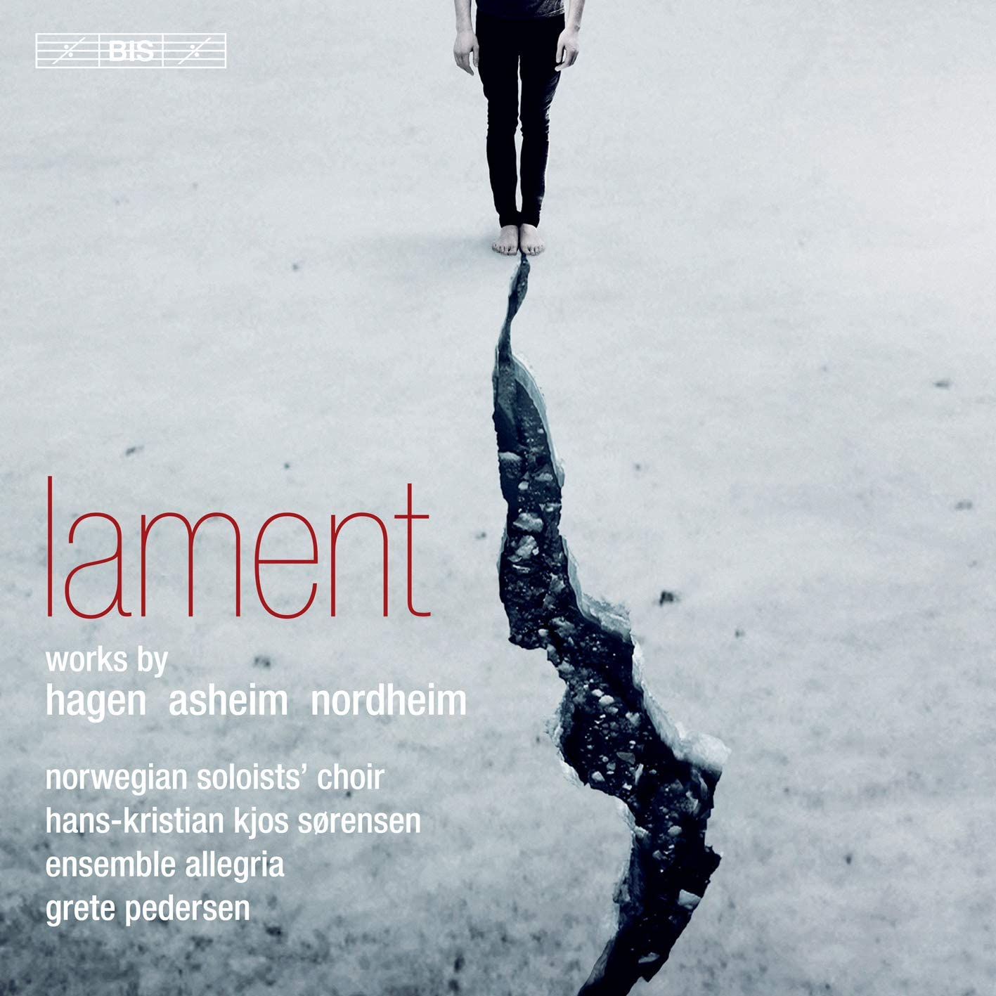 Review of Lament: Works by Hagen, Asheim and Nordheim