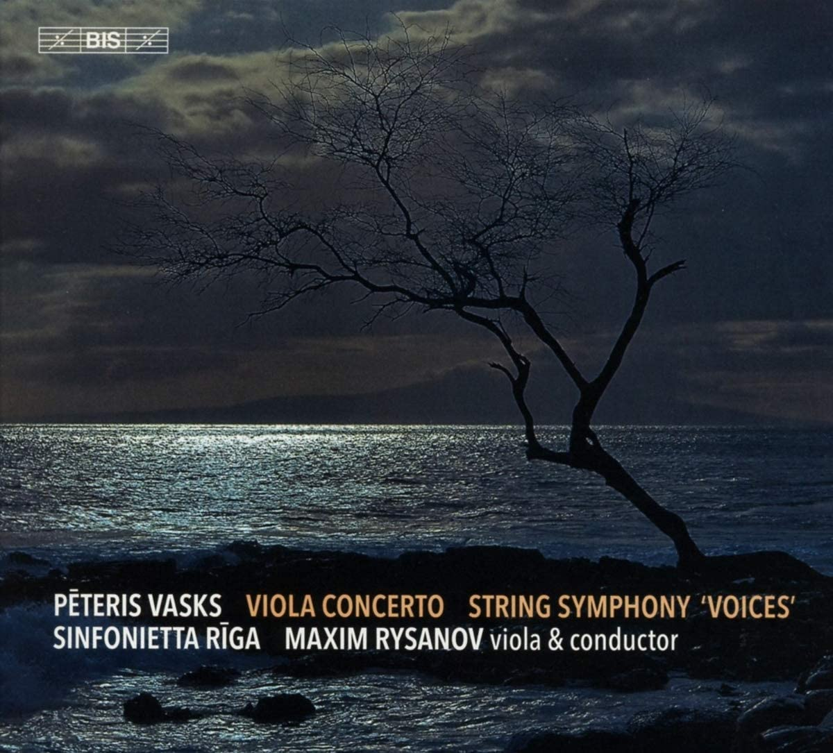Review of VASKS Viola Concerto (Maxim Rysanov)