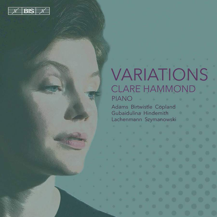 Review of Clare Hammond: Variations